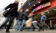 HMV Calls In Administrators After Sales Drop