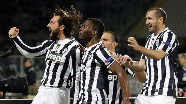 Europa League - Pirlo masterpiece sends Juventus into last eight