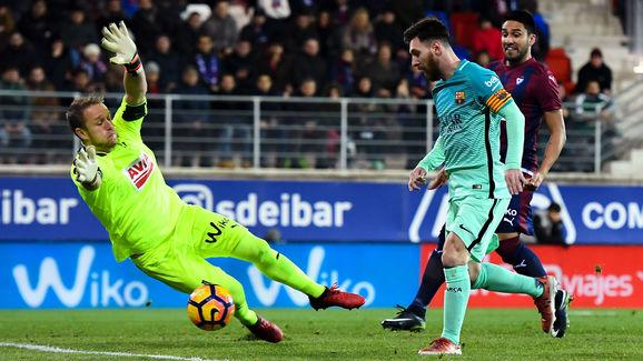 Eibar 0-4 Barcelona: Catalans Close Gap at the Top After Comfortable Victory