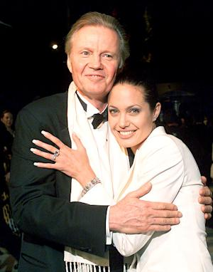 "Jon Voight ""Didn't Know"" About Angelina Jolie's Double Mastectomy"