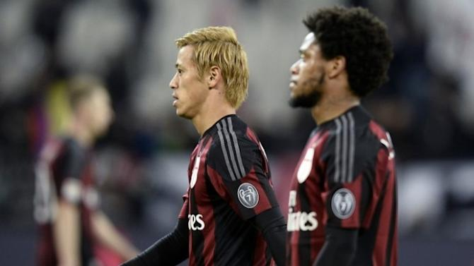 AC Milan set for last minute squad clear out