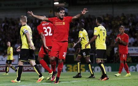 Burton Albion v Liverpool - EFL Cup Second Round