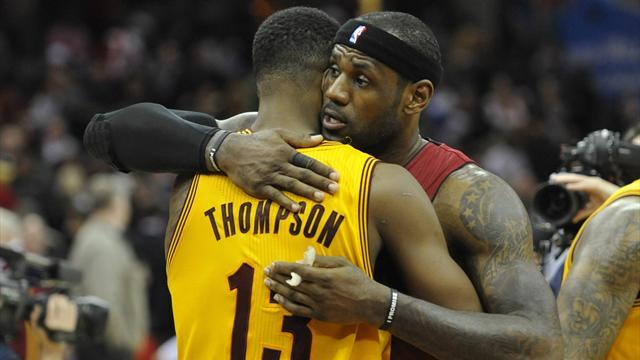 Basketball - Heat's James sticks it to former employers Cavaliers