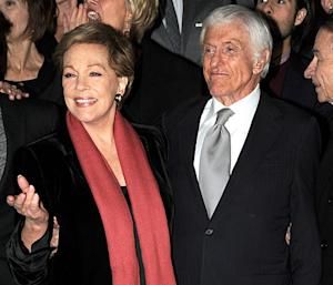 Julie Andrews, Dick Van Dyke Have Mary Poppins Reunion on Red Carpet 50 Years After Debut: Picture