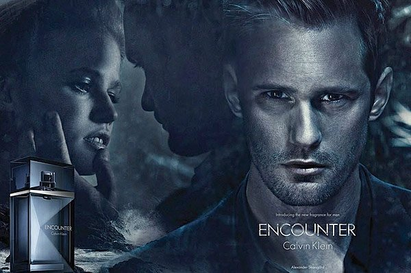 Alexander Skarsgard's Sexy New Fragrance Ad: See The Pic