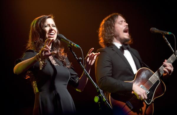 Civil Wars Hint at New Music