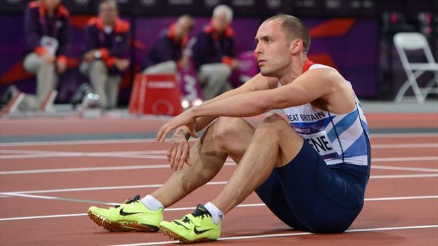 Athletics - Greene over Olympic heartache
