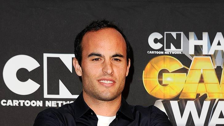 Landon Donovan Hall Of Game Awards