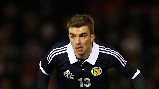 World Cup - Morrison blow for Scotland