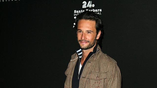 Santa Barbara International Film Festival 2009 Rodrigo Santoro