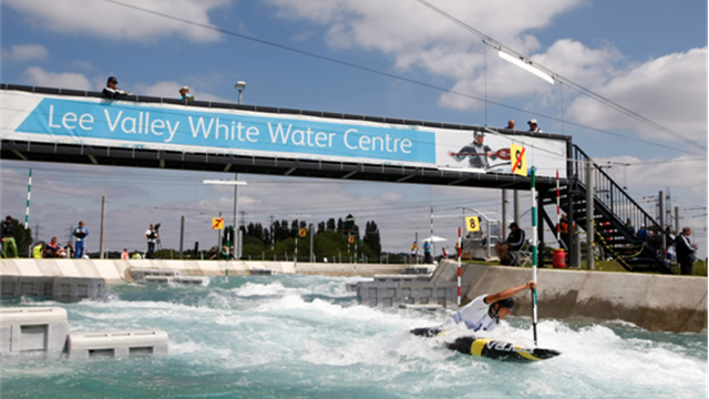 Venue Guide: Lee Valley White Water Centre