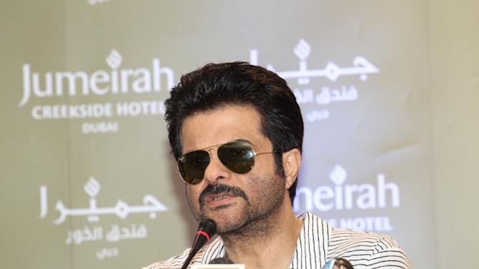 Anil Kapoor plays Assistant Commissioner of Police Afaaque Baagran in the upcoming film. Sanish Cherian/Yahoo! Maktoob
