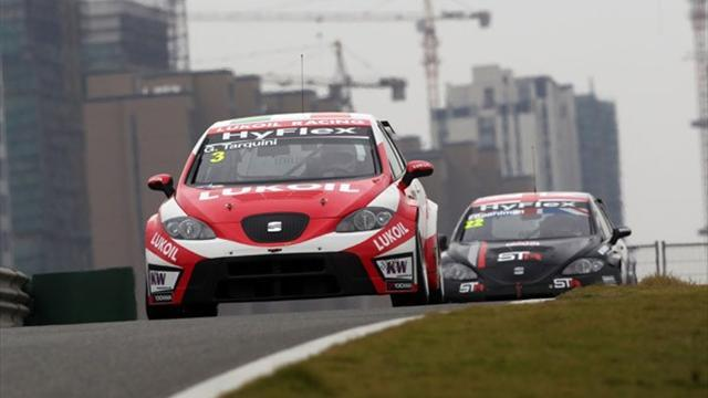 WTCC - SEAT lighter, BMW heavier for WTCC Macau