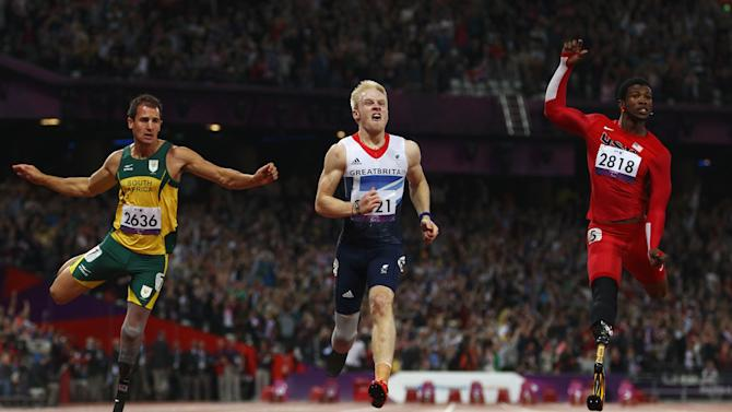 2012 London Paralympics - Day 8 - Athletics