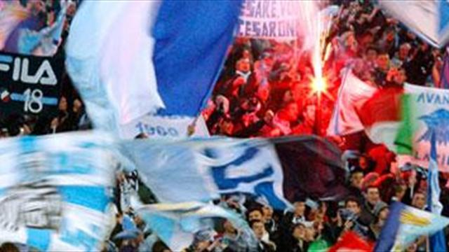 Serie A - Roma and Lazio 'ultras' make Coppa pact