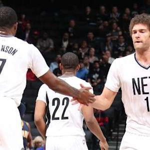 Pacers vs. Nets