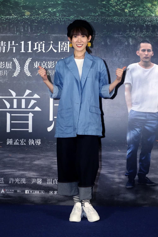 而曾拿下金鐘獎女配角的演員孫可芳也大讚:「看得好過癮,電影痛苦又溫暖。