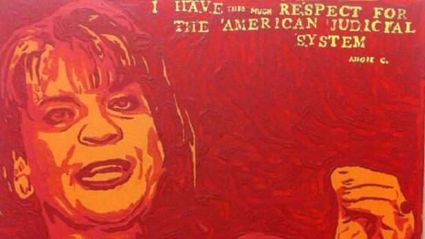 George Zimmerman Painting Sparks Cease and Desist Letter From Associated Press