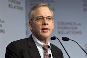 Dudley, president and chief executive officer of the Federal Reserve Bank of New York speaks at the Council on Foreign Relations in New York