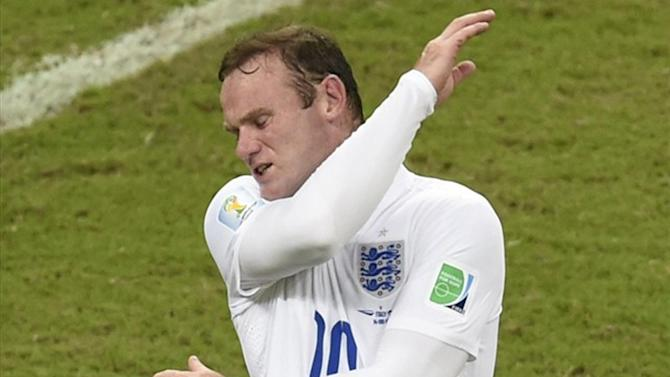 World Cup - Paper Round: Rooney 'fears for England starting place'
