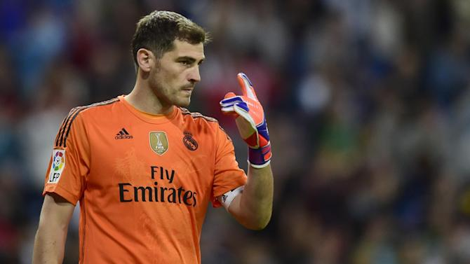 Transfers - Porto will Real-Ikone Casillas