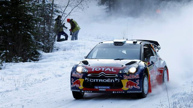 WRC - Sweden key to WRC timing future