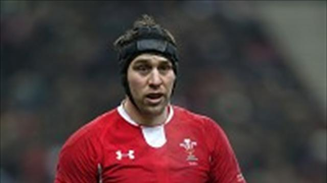 Rugby - Jones values Wales captaincy role