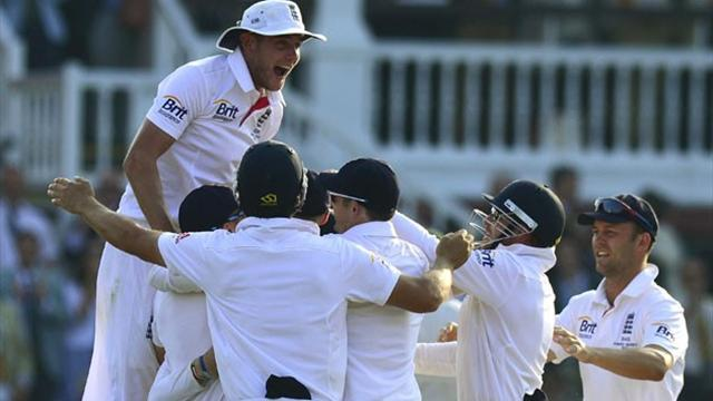 Ashes - England down dismal Australia with day to spare