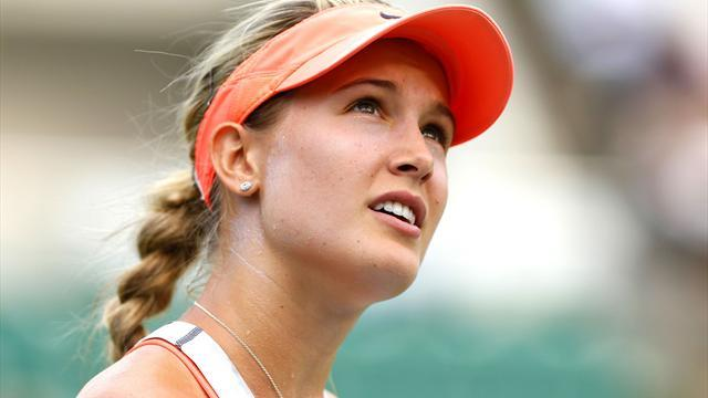Tennis - New goals needed for Bouchard after Australian efforts