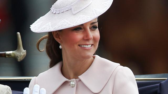 Duchess Kate Makes Last Public Appearance Before Royal Baby's Birth