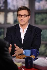 Chris Hayes Moves To MSNBC Weeknights
