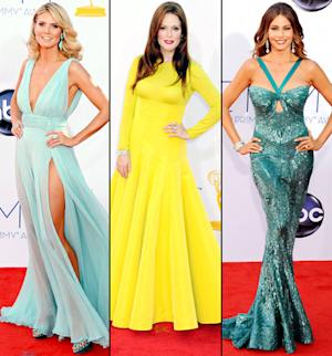 2012 Emmy Awards: What the Stars Wore