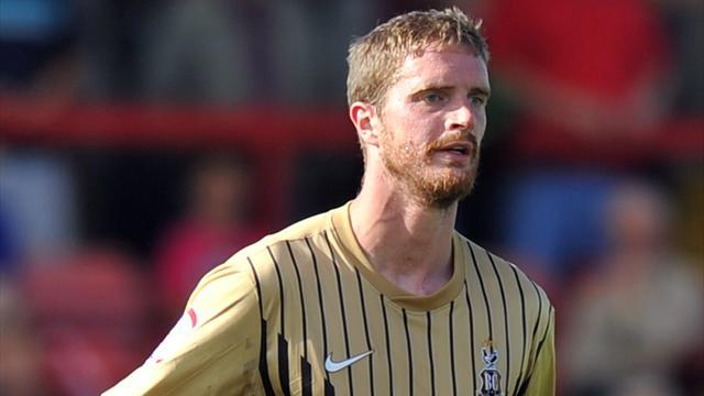League Two - Oliver injury hurts Bradford