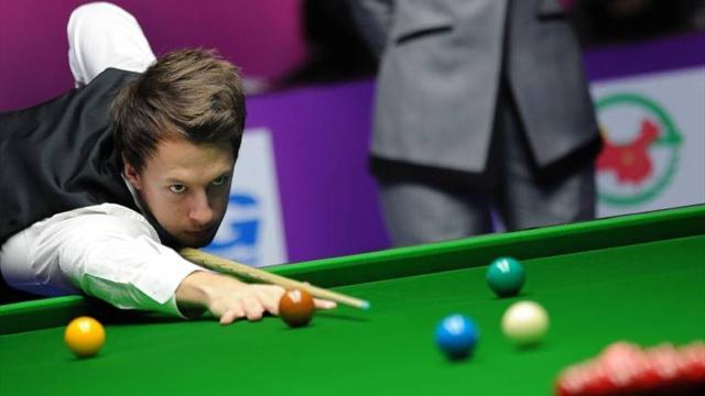 Snooker - Trump edges Robertson in thrilling International Championship final