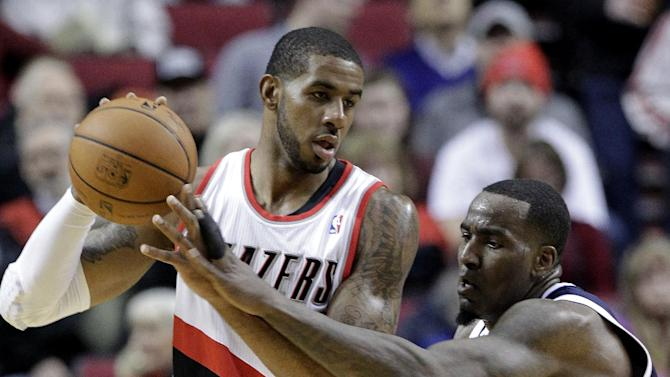 Trail Blazers cool off after hot start
