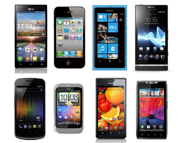 Older phone models are often a superb bargain - offering web, email and apps for less (Image: Recombu)