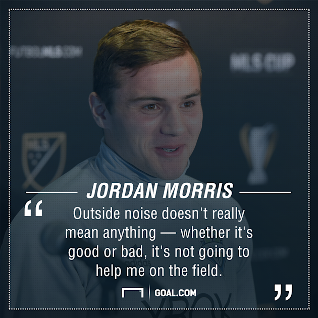 Jordan Morris tunes out — then silences — critics in Seattle Sounders' run to MLS Cup final
