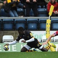 Christian Wade crossed over twice as Wasps claimed a win over London Welsh