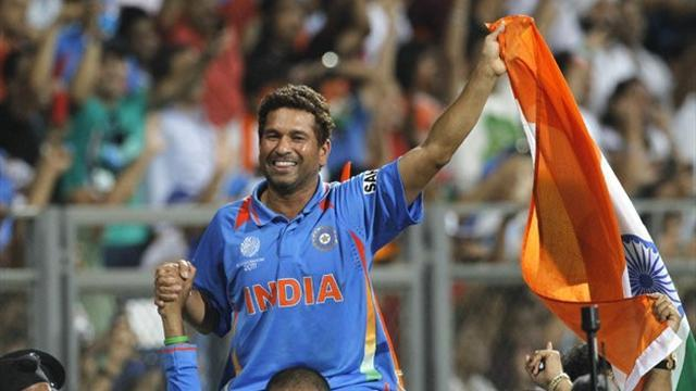 Cricket - Tendulkar to be conferred India's highest civilian award