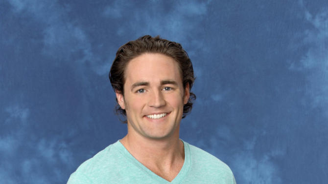"""Joe, 27, a field energy advisor from Los Angeles, CA is featured on the 8th edition of """"The Bachelorette."""""""