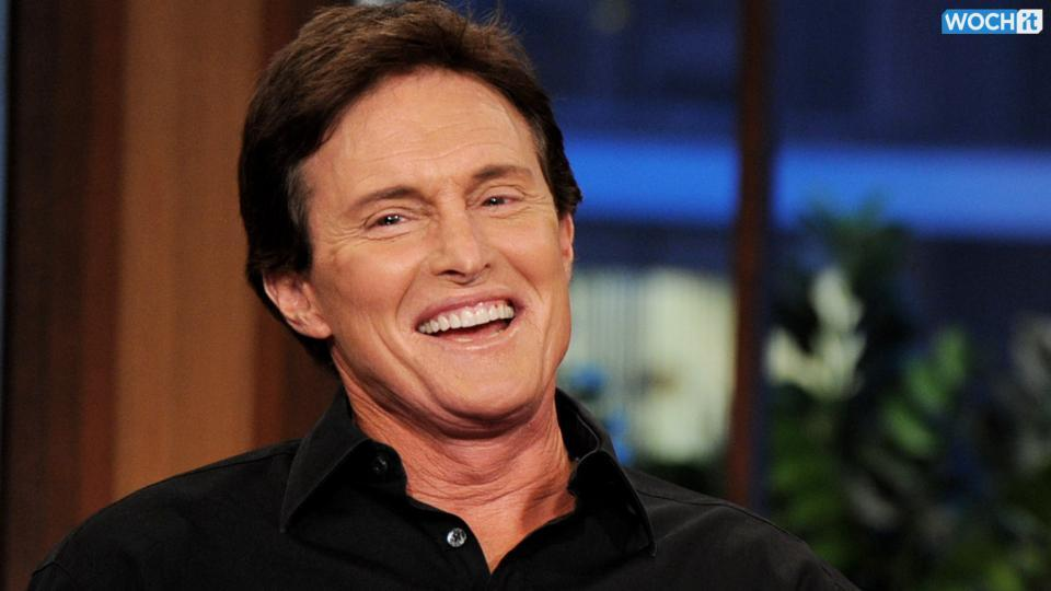 Bruce Jenner Steps Out With Kris' Best Friend Ronda Kamihira to See Kinky Boots