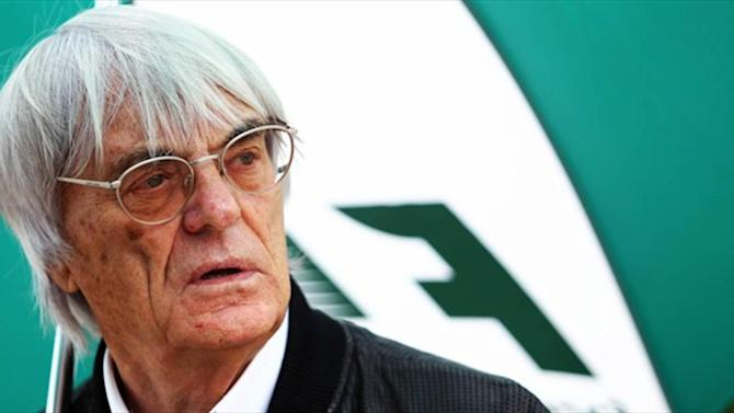 Formula 1 - Ecclestone: I paid banker millions to shut him up