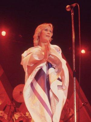 ABBA's Agnetha Working on New Music with Writer of Kelly Clarkson's 'Stronger'