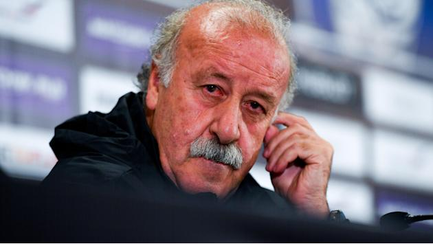No selection regrets for Del Bosque