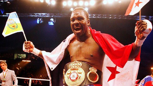 Boxing - Guillermo Jones stripped of WBA title, Lebedev new champion