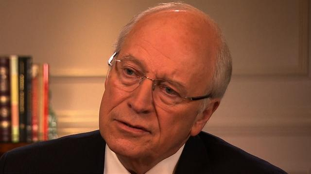Cheney: Obama wants to do serious, serious damage to military