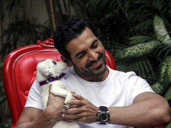 Snapped: Celebrities Pose with Their Adorable Pets