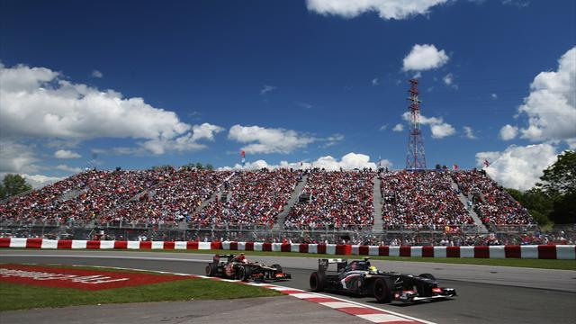Formula 1 - Montreal discussing 10-year contract extension