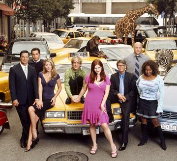 Patrick Warburton, Zachary Levi, Andrea Parker, Andy Dick, Sara Rue, Eric Roberts, Will Sasso and Sherri Shepherd ABC's Less Than Perfect