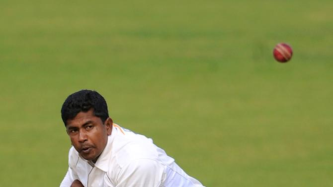 Rangana Herath took 11 wickets as Sri Lanka hammered New Zealand